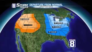 StormTrack 8 Morning Forecast April 4, 2016