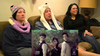 [Triple S] Parent Reaction DJ MASA HOT K-Pop 2012 (75 Song Mashup)