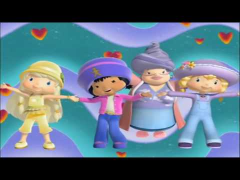Strawberry Shortcake - The Land of Dreams (1080p HD)