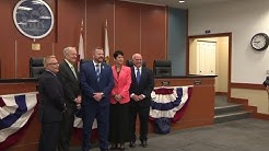 Wilton Manors makes history swearing in all-gay slate of city leaders