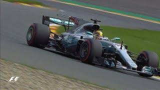 2017 Belgian Grand Prix | Qualifying Highlights