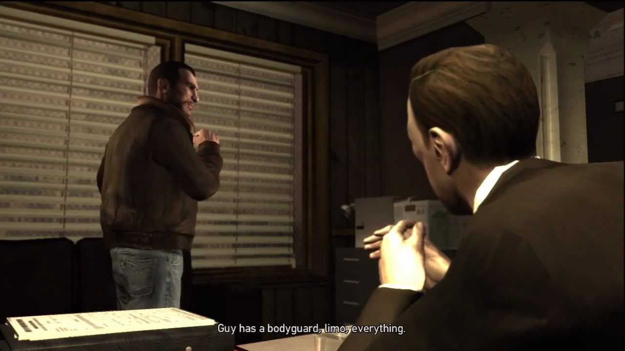 Gta iv interview lawyer what to wear
