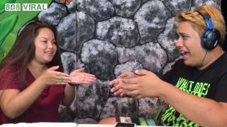 Pidgin Whisper Challenge 3 w/ the cast of Happily Eva Afta
