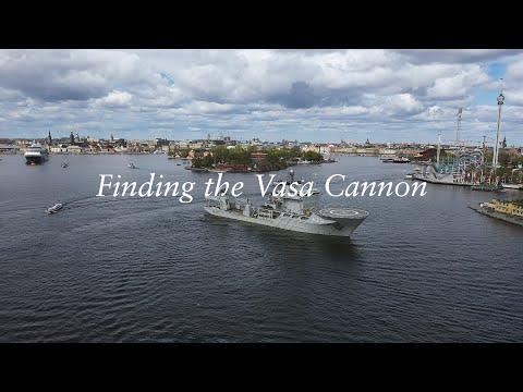 På jakt efter Vasas försvunna kanon