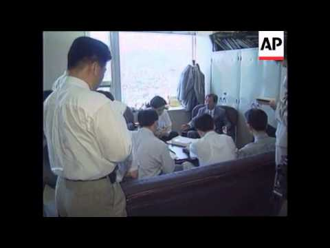 SOUTH KOREA: LAWYERS WITHDRAW FROM TRIAL