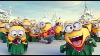 Миньоны Новогоднее поздравление 2015 трейлер