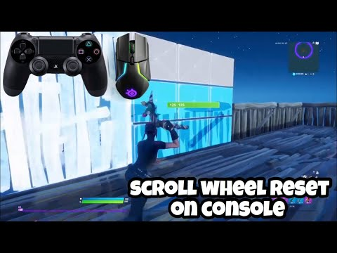 How To Get SCROLL WHEEL RESET On CONTROLLER/CONSOLE | RESET INSTANTLY!