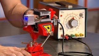 Laser Gun Experiment | Brit Lab