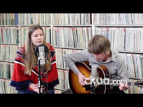 Kacy and Clayton | Live in the Library at CKUA