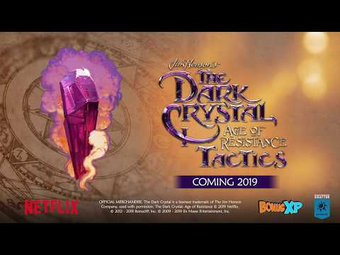 The Dark Crystal: Age of Resistance Tactics Announce Trailer