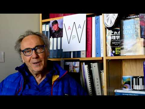 Walter Lewin Interview