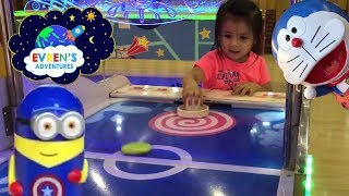 KID SIZE  VIETNAM SHOPPING FUN TRIP INDOOR GAME CENTRE Play Area Family Fun For Kids