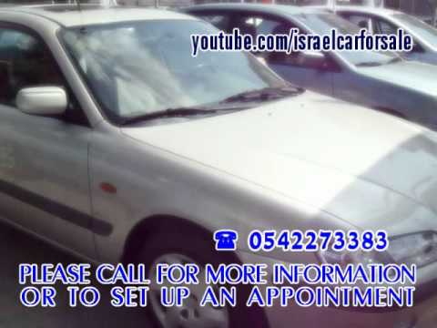Israel Automobile Market: Used Cars For Sale, Central Israel, Tel Aviv Area Tel 0542236492