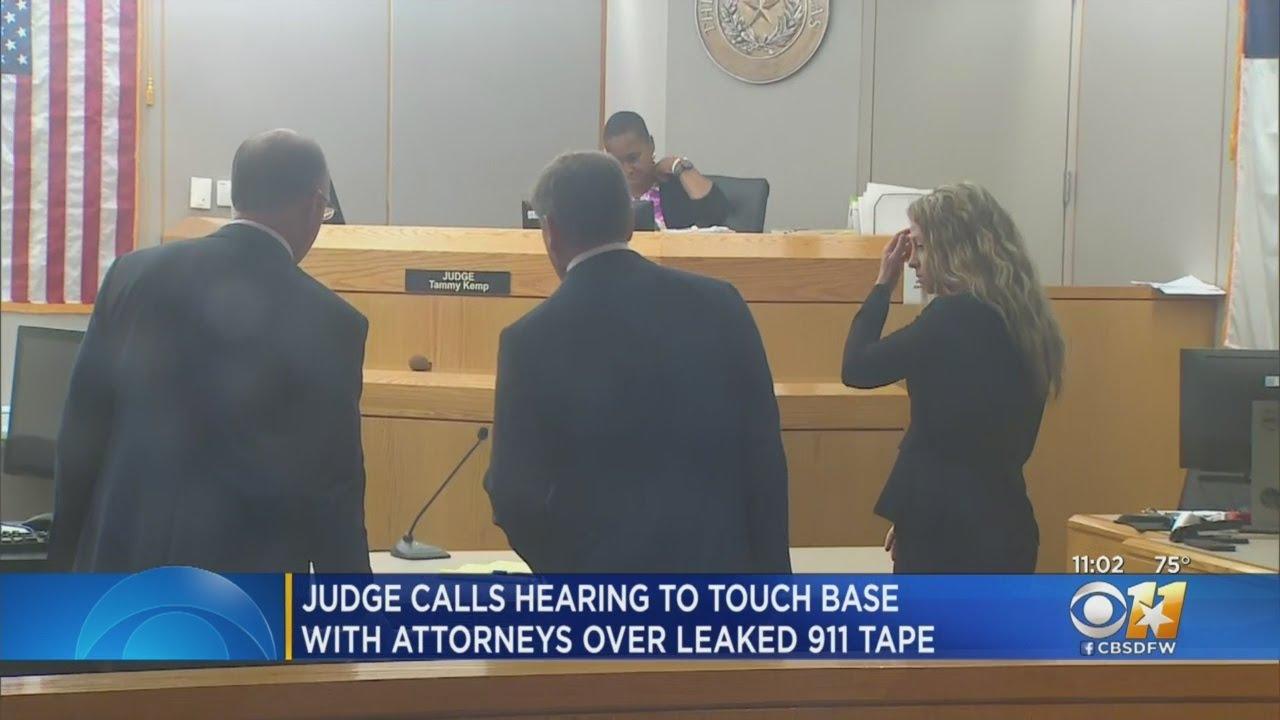 Texas, Amber Guyger Court Date Set in September
