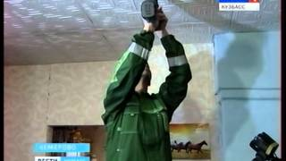 Кузбассовцам устанавливают противопожарное оборудование(, 2014-10-14T12:17:13.000Z)