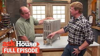 Ask This Old House | Heating, Hand Saw, LED (S15 E12) | FULL EPISODE