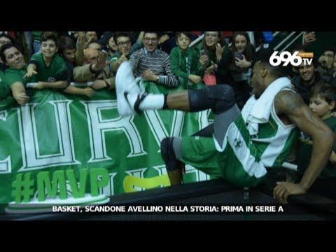 Basket, Scandone Avellino nella storia: prima in Serie A