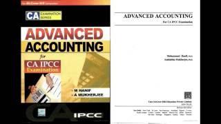 [PDF] ADVANCED ACCOUNTING FOR CA IPCC EXAMINATION (M HANIF & A MUKHERJEE)