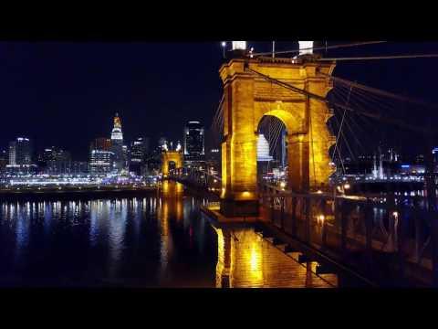 Midnight City - Cincinnati Night Scene