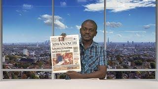 MAGAZETI JUNI 25 : WATU 8 WANASWA NA MTOTO KWENYE TAMBIKO!