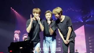 Gambar cover 180923 Answer: Love Myself @ BTS 방탄소년단 Love Yourself Tour in Hamilton Fancam 직캠