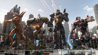 6 NEW Pacific Rim 2 Uprising CLIPS + Trailers streaming
