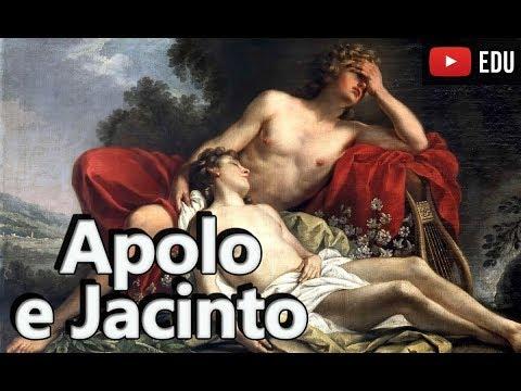 Apolo E Jacinto - Mitologia Grega Ep.84 - Foca Na História