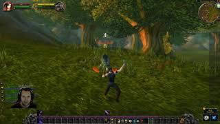 World of Warcraft CLASSIC BETA - Rogue Gameplay