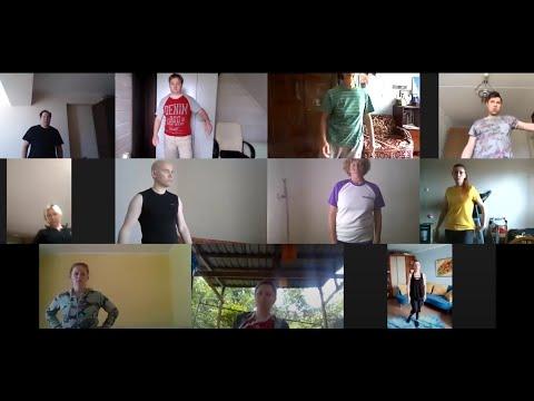 2020-05-24 Тренировки, групповой одитинг в Проекте Патрули Времени -  независимая саентология