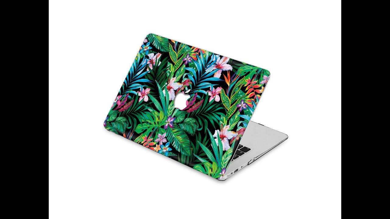reputable site ef496 2f4ba laptop case floral flowers flower macbook air flower macbook pro macbook  air macbook air 13 case 201