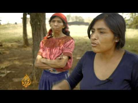 Communities say Guatemala gold mine causing surge in violence
