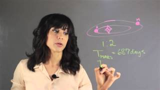 Is Mars in an Orbital Resonance With the Earth? : Astronomy Lessons