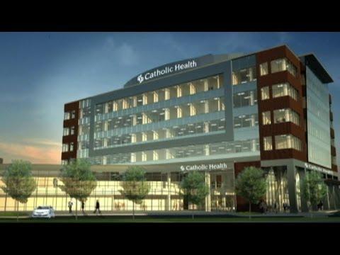 Catholic Health to move jobs downtown