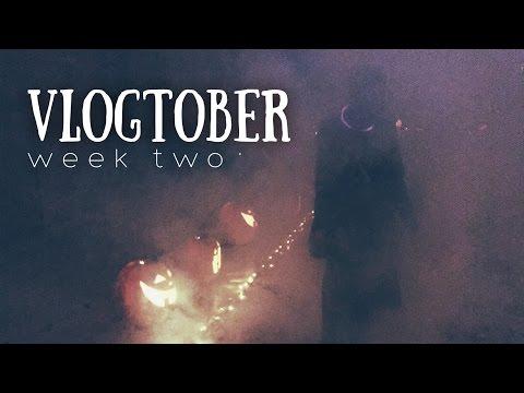 VLOGTOBER Week 2 | Pumpkins Everywhere