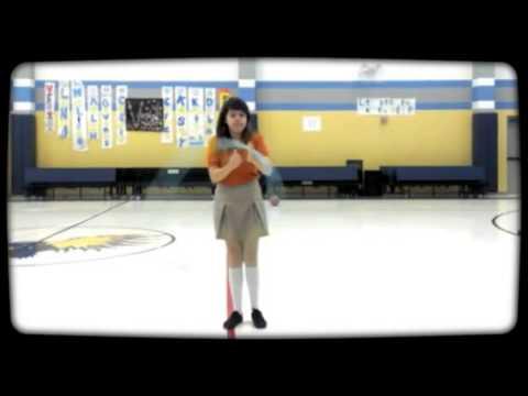 hula hooping skillz @ idea college prep mission cx
