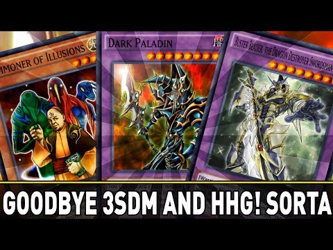 GOOD-BYE META SKILLS & Paladin Fusion Deck Check! | YuGiOh Duel Links Mobile w/ ShadyPenguinn