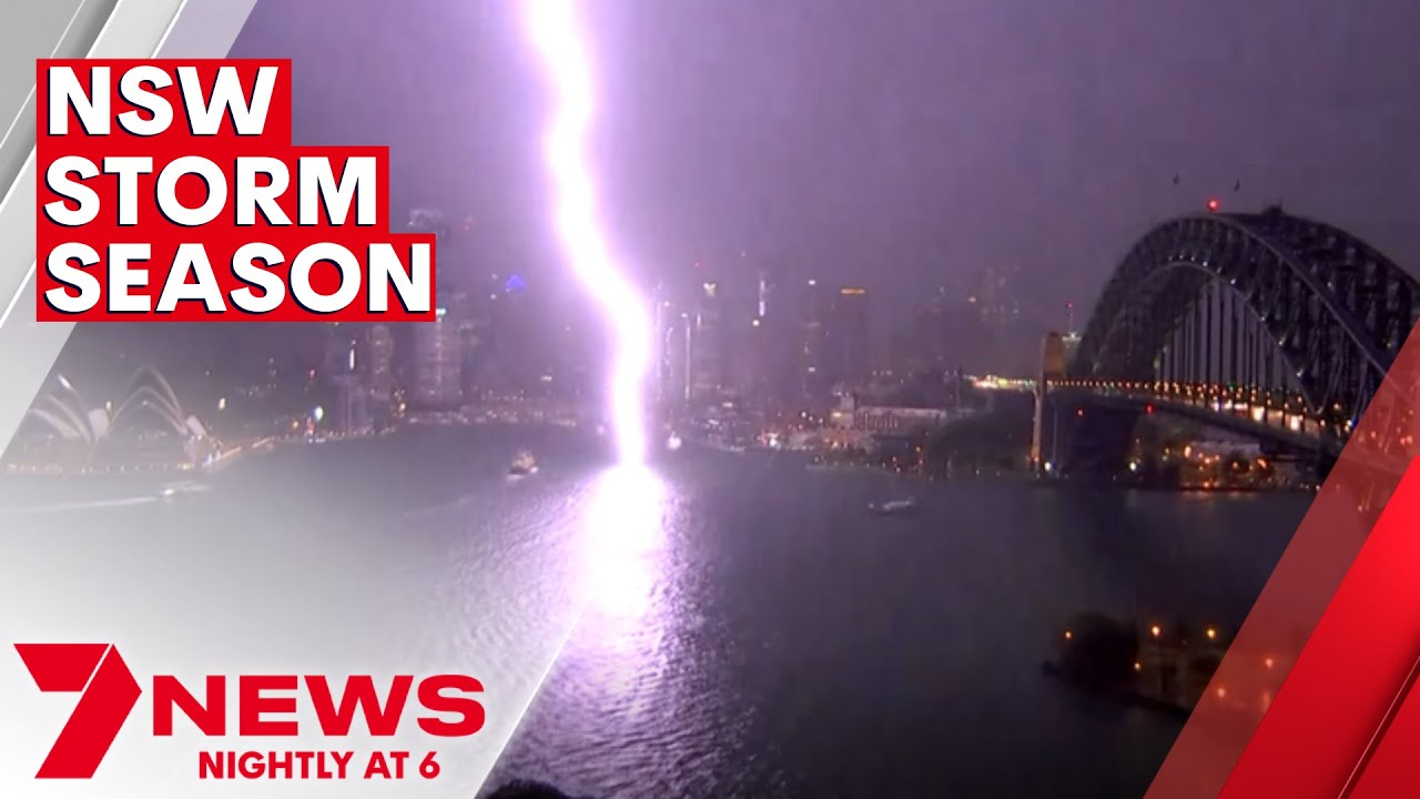Download Concerns about the upcoming storm season in NSW | 7NEWS