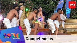 Camila y Ernesto compitieron al ritmo de la lambada | Rojo