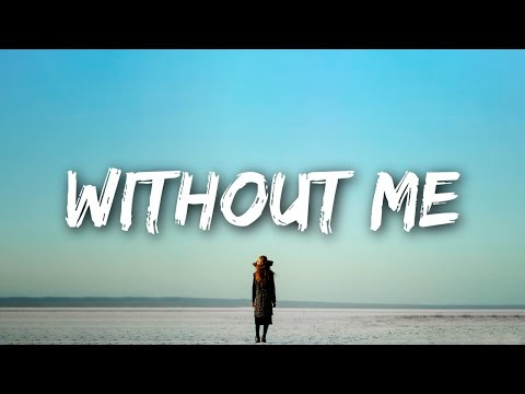 download Halsey - Without Me (Lyrics)