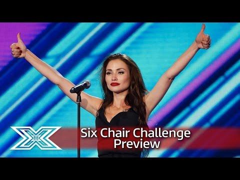 Preview: Can Irina Dedyuk win over Sharon Osbourne? | The X Factor 2016