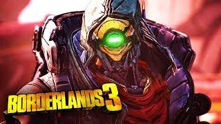 """Borderlands 3 - Official FL4K Character Trailer: """"The Hunt"""""""