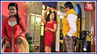 Fadnavis' Wife Amruta to Appear With Big B in Music Video