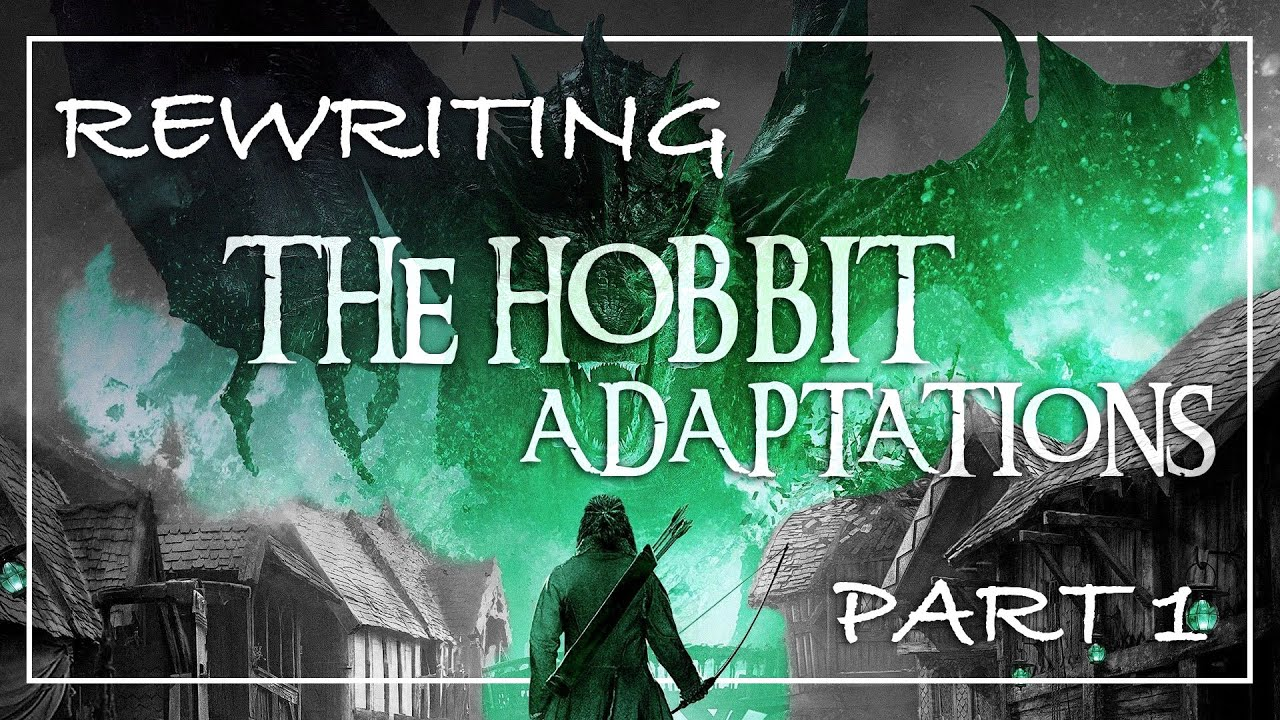 Download Rewriting The Hobbit Adaptations Part 1