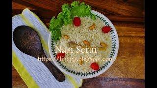 Cara Buat Nasi Minyak Simple | Resepi Nasi Serai | Nasi Beringin Mudah Dan Sedap