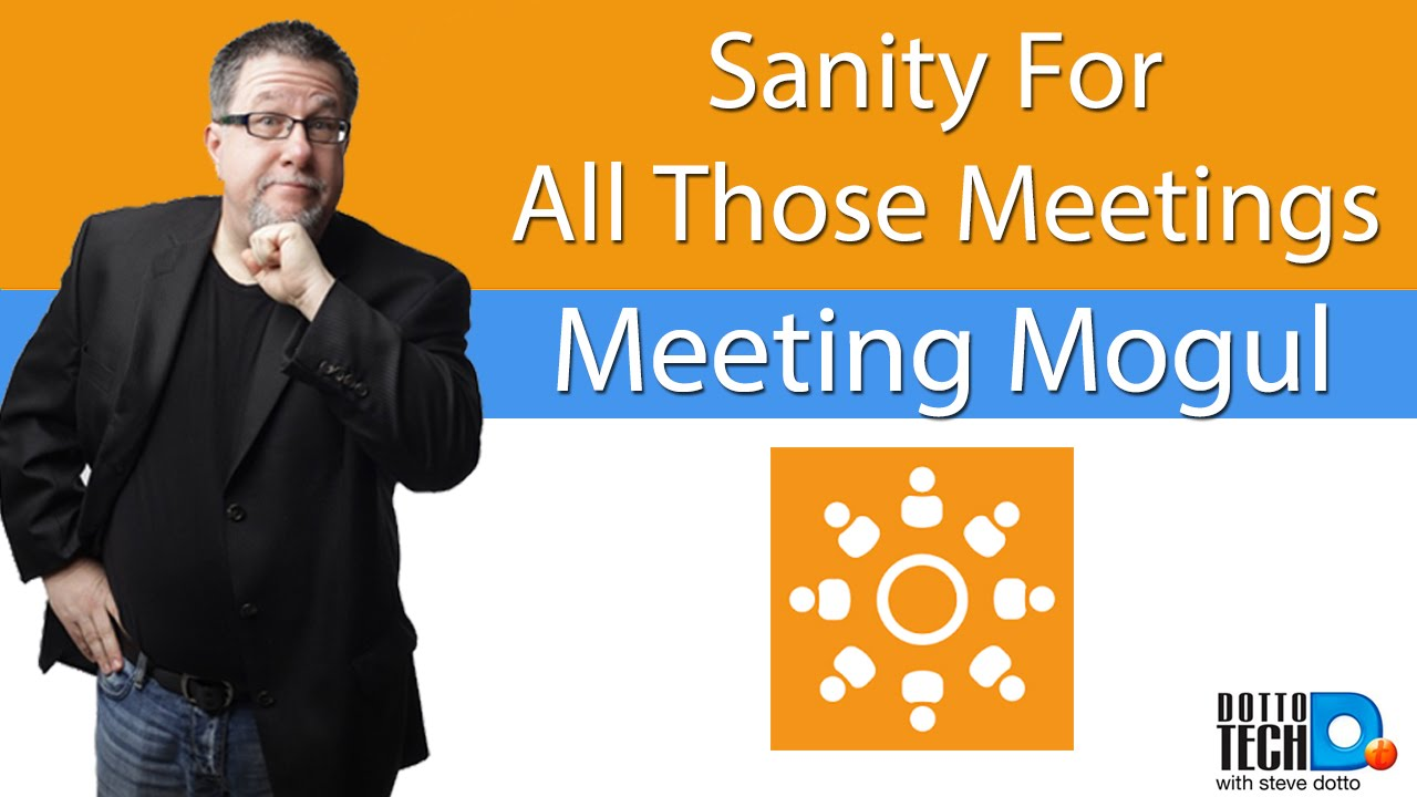 Meeting Mogul - Conference Call App to Provide Sanity