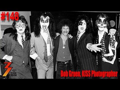 Ep. 148 Legendary KISS Photographer Bob Gruen