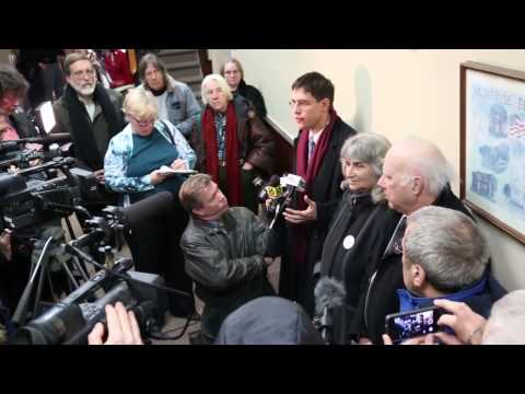 Vera Scroggins vs Cabot Oil & Gas Hearing 3/24/14
