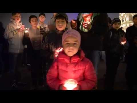 Earth Hour Azerbaijan 2015 Green Baku | Оfficial aftermovie