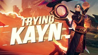 Doublelift - INTO THE KAYN VERSE