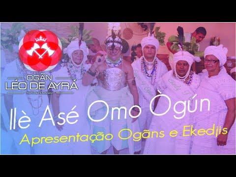 Download Ilé Asé Omo Ògún - Apresentação dos Ogãns e Ekedjis ( Darim )